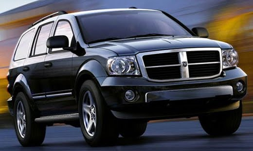 2011 Dodge Durango introduced newest product