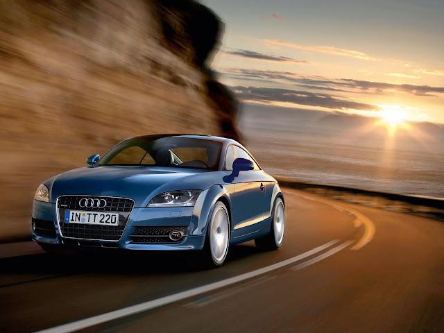 Audi Wallpaper adventure
