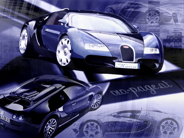 Bugatti Wallpaper sporty look