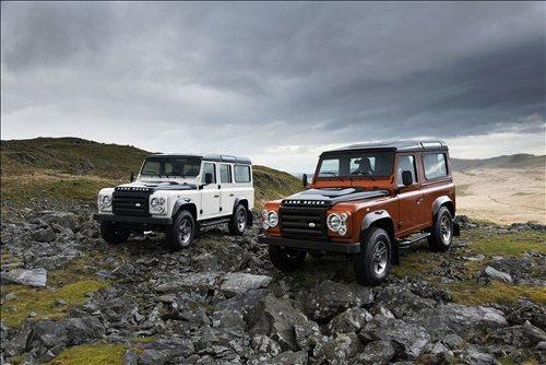 Land Rover Wallpaper
