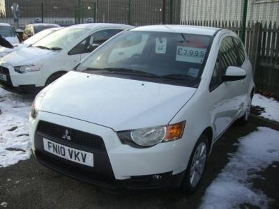 2011 Mitsubishi start selling a special version of Colt ClearTec light view