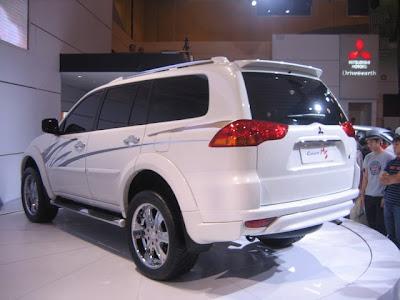 2011 mitsubishi pajero sport. 2011 New Generation Mitsubishi