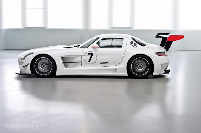 New Concept Mercedes SLS AMG Roadster 2011