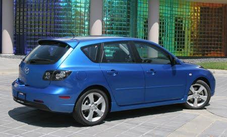 Mazda 3 5-door hatchback Concept