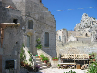 Matera land of Sassi