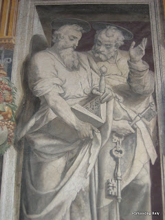 Vatican Museum artwork
