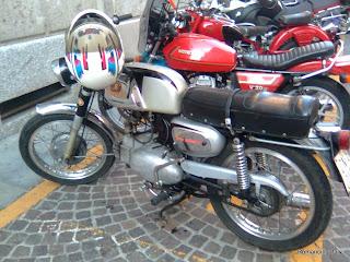 Motor Guzzi at Festival