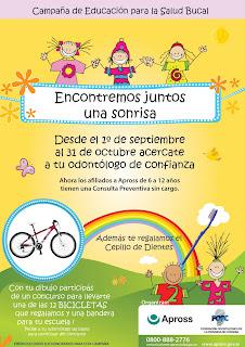Consulta gratuita e integral para niños que sean afiliados a la obra