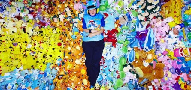 pokemon collector break world record picture