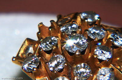 A diamond ring picture