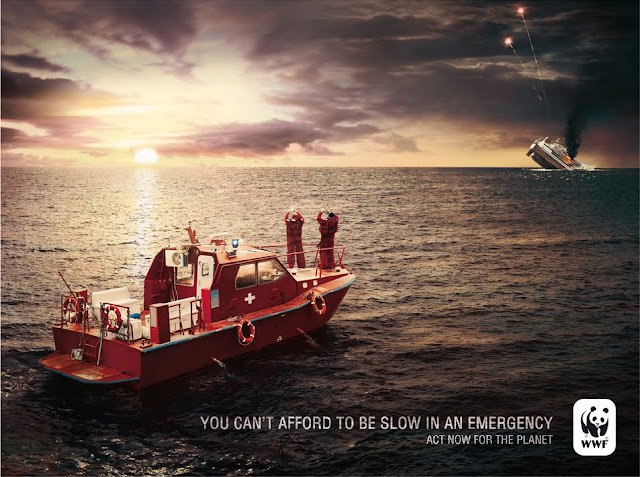 Awesome ads campaign from WWF picture