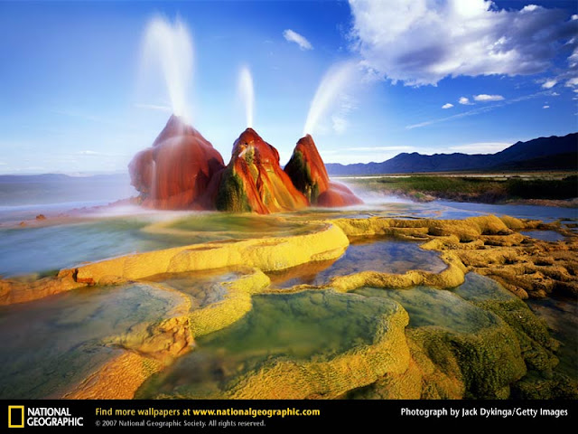 Really weird yet beautiful natural landscape picture