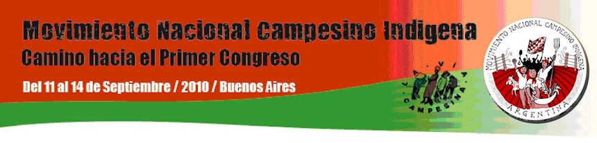 Primer ASAMBLEA DE MUJERES Y PRIMER CONGRESO DEL Movimiento Nacional Campesino Indígena- MNCI CLOC