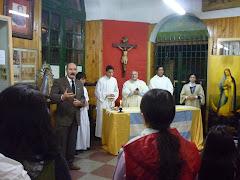 Santa Misa por el Bicentenario