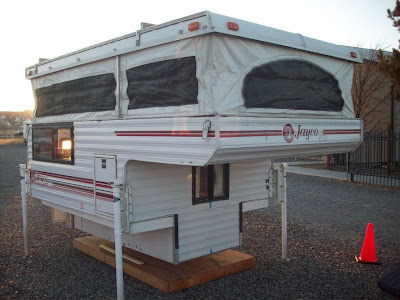 1992 Jayco Sportster Series 7 FT Popup Truck Camper SOLD    You