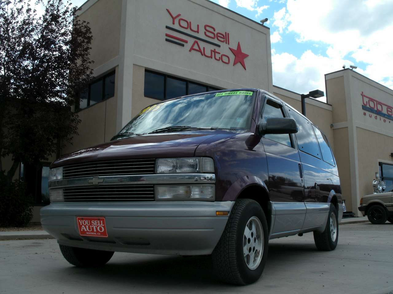 1997 chevrolet astro awd minivan 3 995 you sell auto. Black Bedroom Furniture Sets. Home Design Ideas