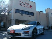 2000 MITSUBISHI ECLIPSE GT SOLD!