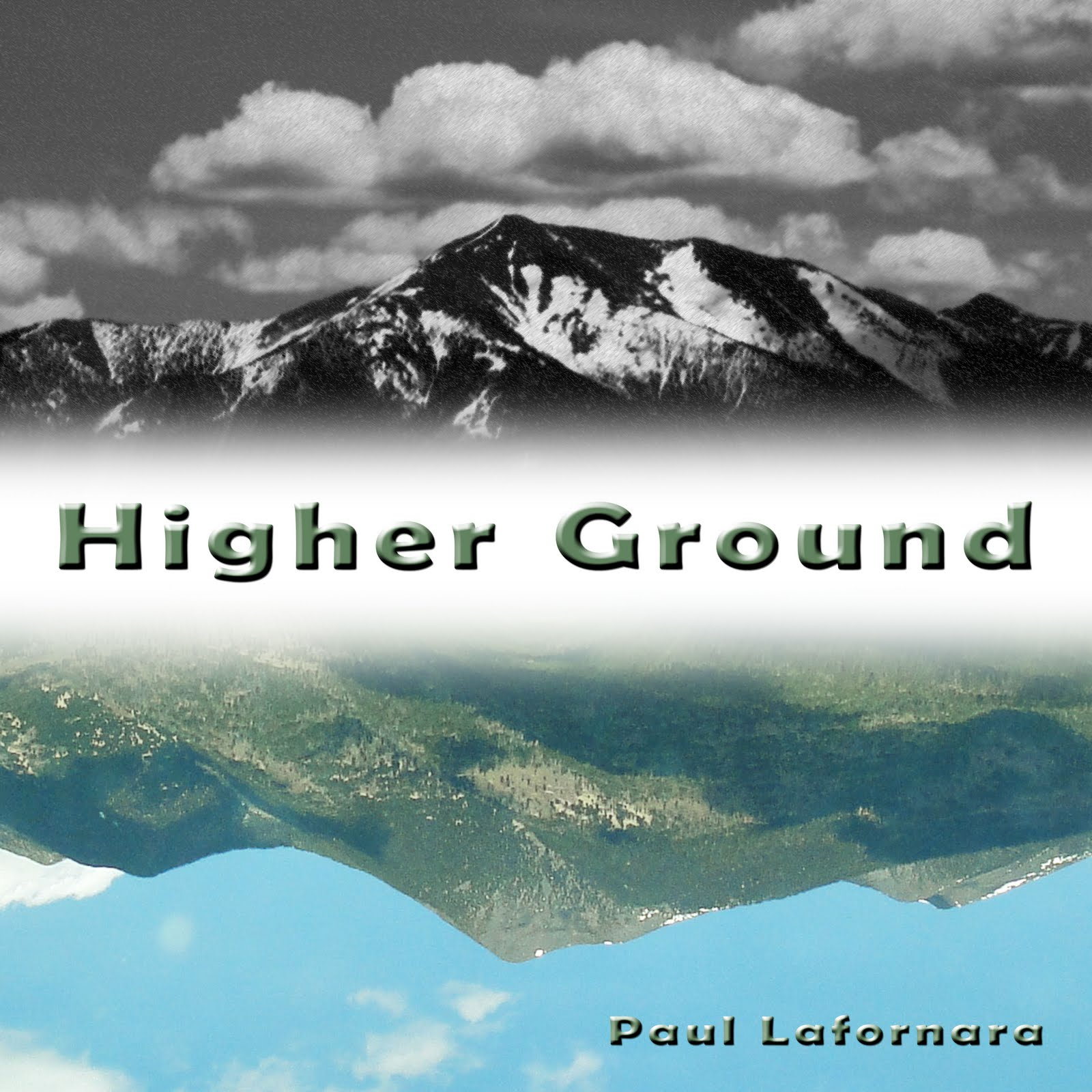 higher ground letra: