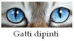 Gatti dipinti
