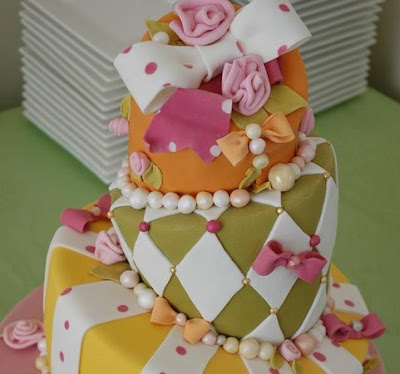 Cake Artist Shinmin Li : The Wedding Contessa: