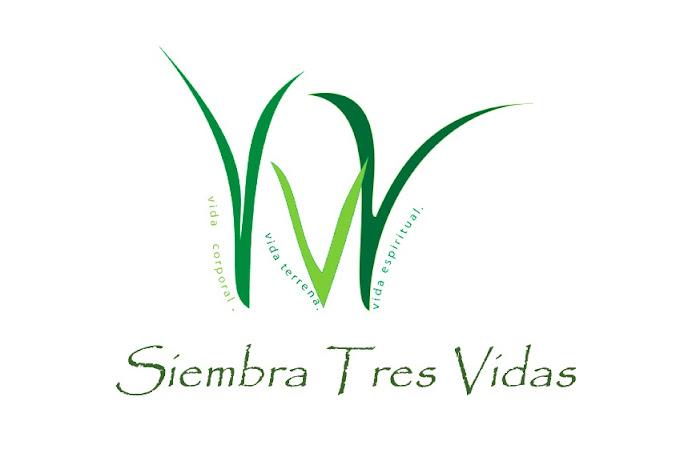 SIEMBRA TRES VIDAS