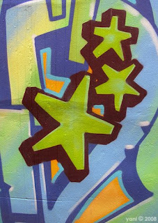 green star detail