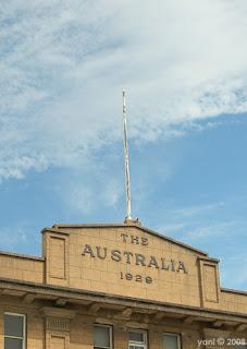 the australia theatre