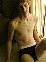 pierced boy