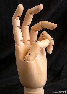 robo-hand, old school
