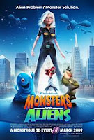 monsters vs aliens - when aliens attack, these guys got your back