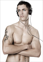 vince azzopardi with headphones