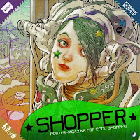 cyberpunk shopper