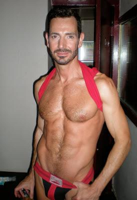 from Darian brandon gay michael party pool