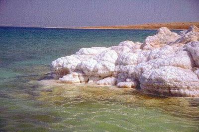 Por que se llama así el mar muerto?