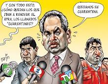 LA  VERGUENZA DE LOS CUARENTONES
