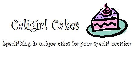 Caligirl Cakes