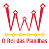 Logomarca do blog O Rei das Planilhas