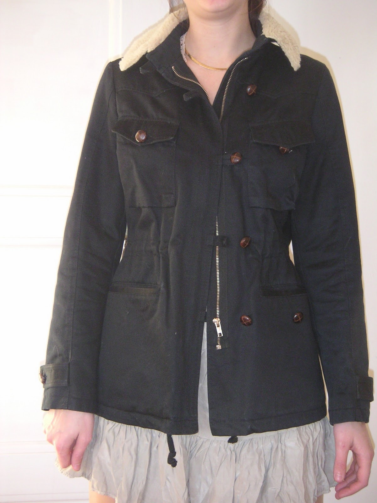 Le vide dressing de nina veste comptoir des cotonniers - Vide dressing comptoir des cotonniers ...