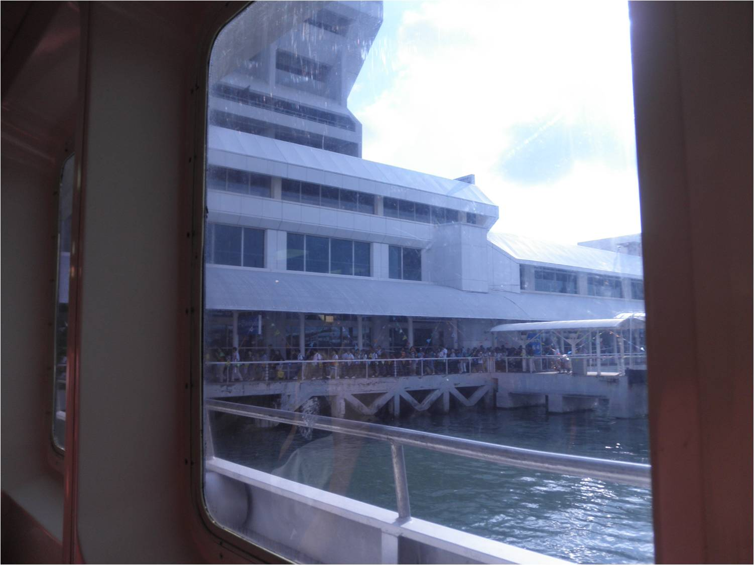 Singapore Ferry Terminal bound for Batam or Bintan, Indonesia Border