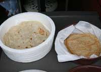 Flour or Corn Tortillas