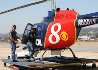 Channel 8 News Helicopter