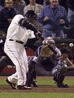 Barry Bonds' 756th Homer