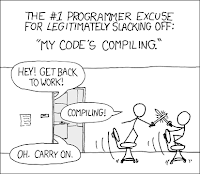 It really is compiling