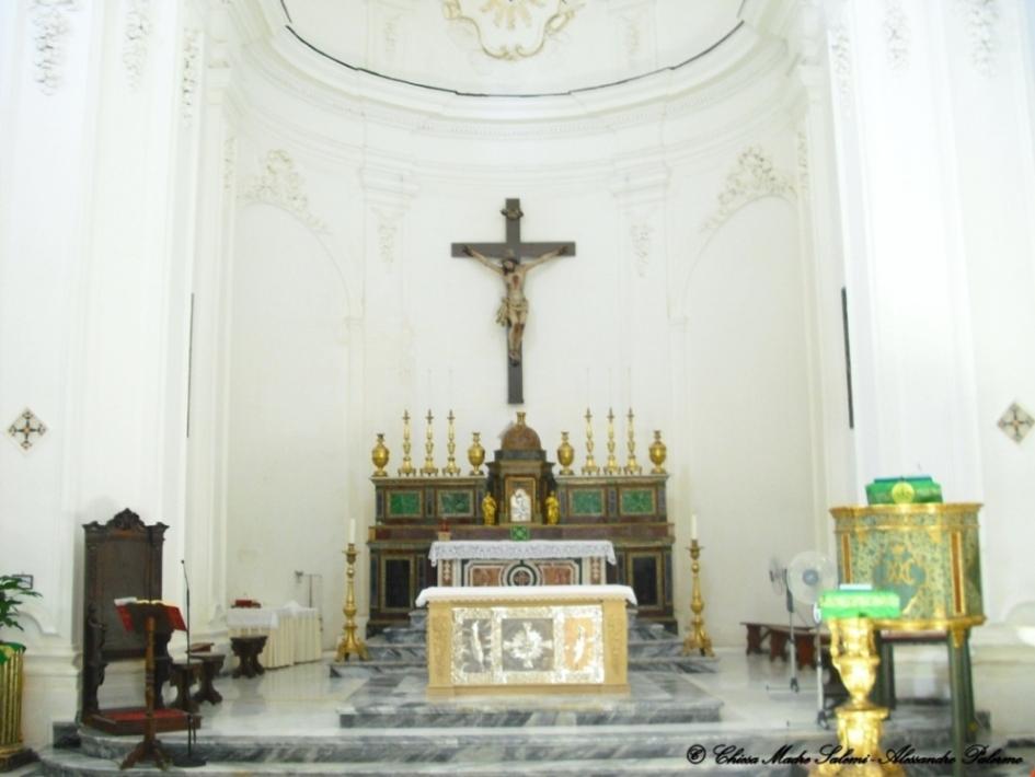Area Celebrativa - Altare Maggiore