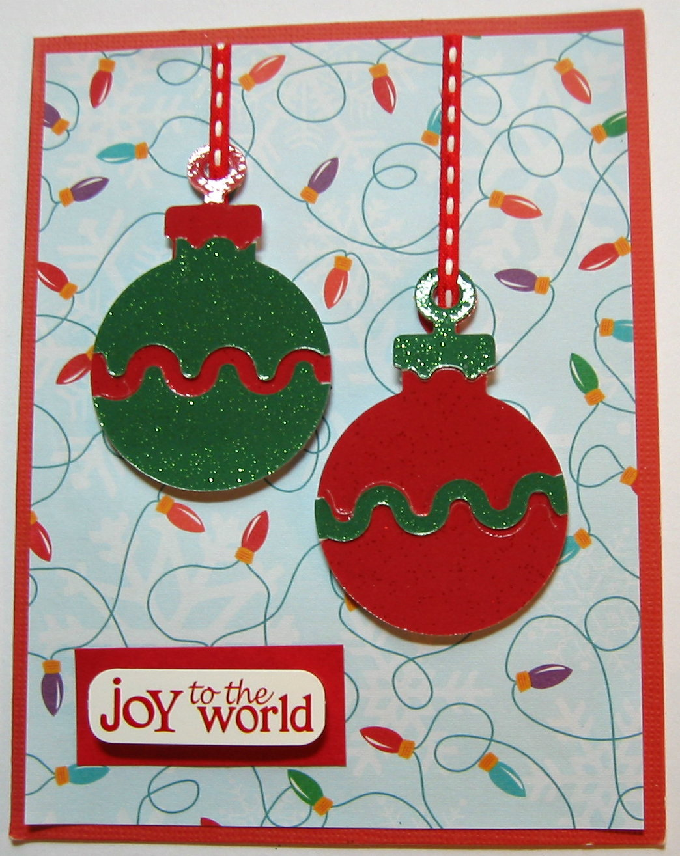 Carol Hartery\'s Creations: More Christmas Cards