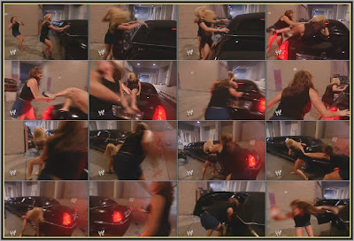 WWE Diva Stephanie McMohan n SABLE Catfight - Topless - Unsensored