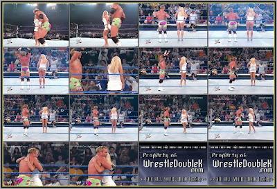 WWE Diva Torrie Wilson Ass Show