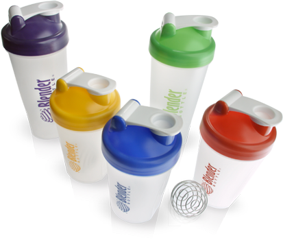 how to make a protein shake without a blender bottle