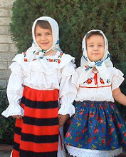 Romanian National Dress