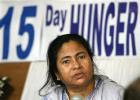 MAMATA DIDI AT HUNGER STRIKE - 4